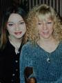 Gemma and her Mum